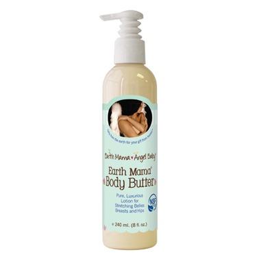 Earth Mama Body Butter 240 ml (8 fl. oz.)
