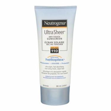 Neutrogena Ultra Sheer Dry-Touch Sunblock SPF 110
