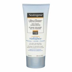 Neutrogena Ultra Sheer Dry-Touch Sunblock SPF 110