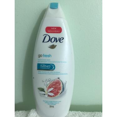 Dove® Go Fresh Blue Fig & Orange Blossom Restore Body Wash