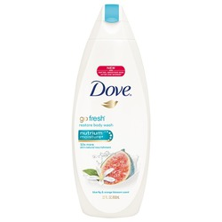 Dove® Go Fresh Blue Fig & Orange Blossom Restore Body Wash