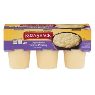 Kozy Shack Tapioca Pudding