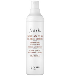 Fresh Umbrian Clay Oil-Free Lotion