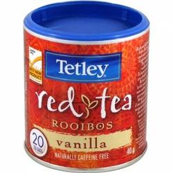 Tetley Rooibos Vanilla Tea