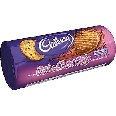 Cadbury Oat & ChocChip Cookies