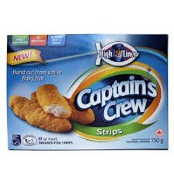 High Liner Captain's Crew Strips