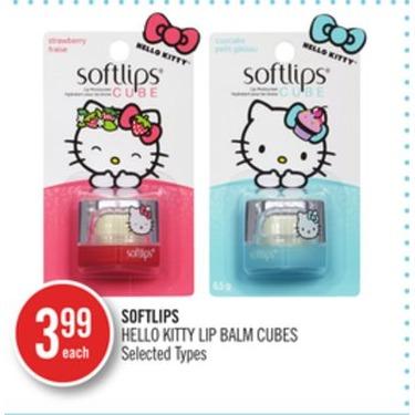 Softlips® CUBE Lip Moisturizer - Berry Bliss