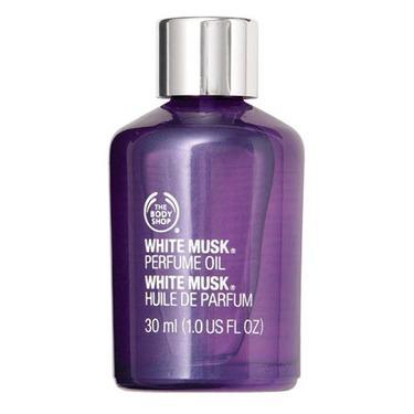 The Body Shop White Musk Perfume Oil