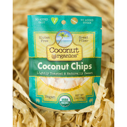 Coconut Chips by Coconut Organics