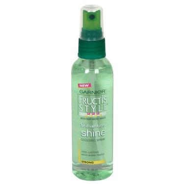 Garnier Fructis Style Brilliantine Shine Glossing Spray