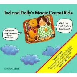 Teddy and Dolly's Magic Carpet Ride