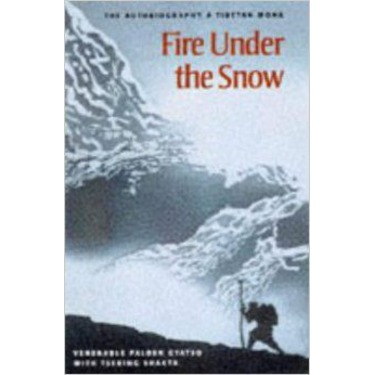 Fire Under the Snow by Palden Gyatso