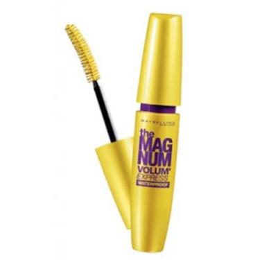 Maybelline The Magnum Volum' Express Waterproof Mascara