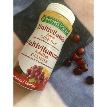 Nature's Bounty Your Life Adult Multivitamin Gummies