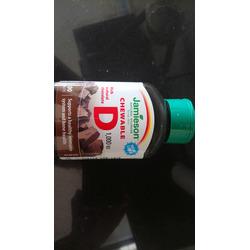 Jamieson Chewable Vitamin D