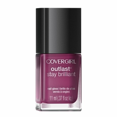 CoverGirl Outlast Stay Brilliant Nail Polish