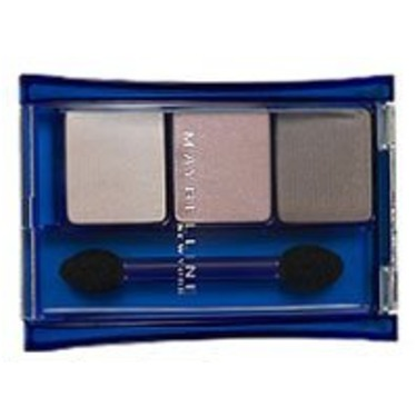 Maybelline New York Expertwear Eyeshadow Trio in Impeccable Greys