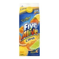 Five Alive Juice