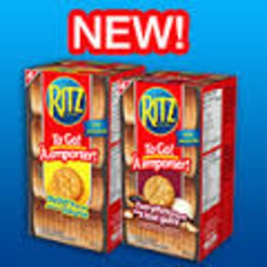 Ritz To Go! Buttery Flavour