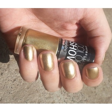 Maybelline Colorshow Bold Gold