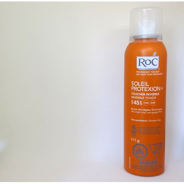 RoC Soleil Protexion  Invisible Touch Sunscreen SPF 45