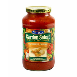 Catelli Garden Select Parmesan & Romano Spaghetti Sauce