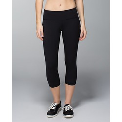 Lululemon Wunder Under Crop Full-On Luxtreme