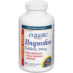 Equate Ibuprofen 400mg