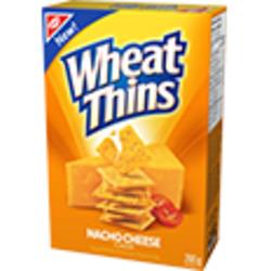 Wheat Thins Nacho Cheese
