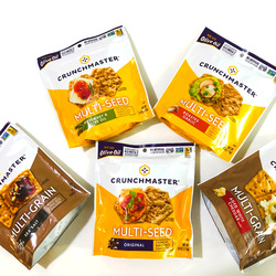 Crunchmaster Gluten Free Multi-Grain Crackers
