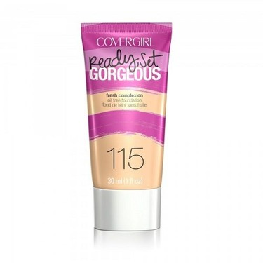 CoverGirl Ready, Set GORGEOUS Foundation