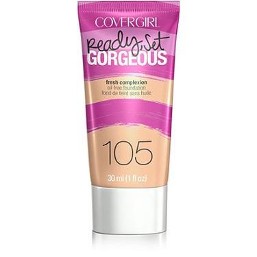 CoverGirl Ready, Set GORGEOUS Foundation