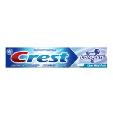 Crest Complete Care