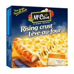 McCain Rising Crust 4 Cheese Pizza