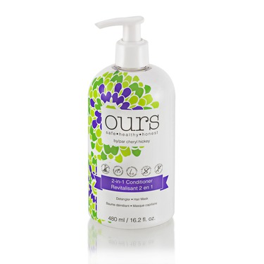 Ours by Cheryl Hickey 2-in-1 Conditioner