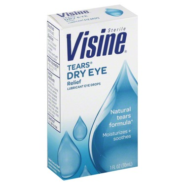 VISINE Advance True Tears Dry Eye Drops