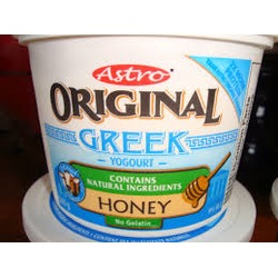 Astro Original Greek Yogurt
