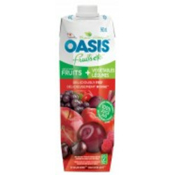 Oasis Fruits etc. Deliciously Red