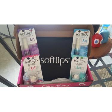 Softlips® CUBE Lip Moisturizer - Vanilla Bean