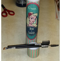Crave Naturals Eyebrow and Eyelash Brush Kit