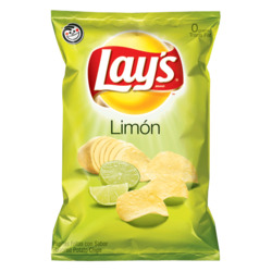 Lay's Limon Potato Chips