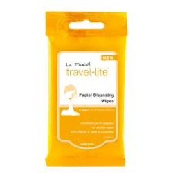 LA Fresh Travel-Lite Facial Wipes