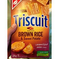Christie Triscuit Made with Brown Rice