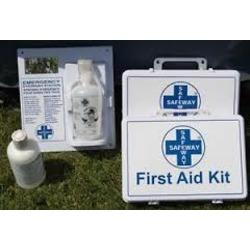 Safeway First Aid Kit