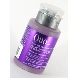 QUO Nail Polish Remover Pump