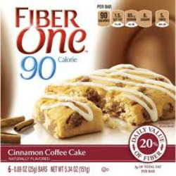 Fibre One Cinnamon Coffee Cake