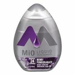 MiO Liquid Water Enhancer - Berry Pomegranate