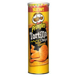 Pringles Tortillas Nacho Cheese