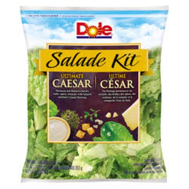 Dole Ultimate Caesar Salade Kit