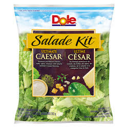 Dole Ultimate Caesar Salade Kit